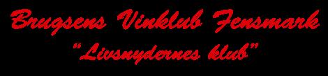 Brugsens Vinklub Fensmark